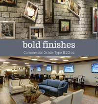 Wallpapers by Bold Finishes Commerial Vinyl Collection