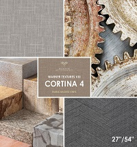 Wallpapers by Cortina 4 Collection