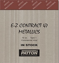 Wallpapers by E-Z Contract 47 Metallics Collection