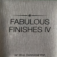 Fabulous Finishes IV