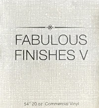 Fabulous Finishes V