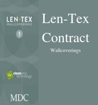 Wallpapers by Len-Tex Contract Collection