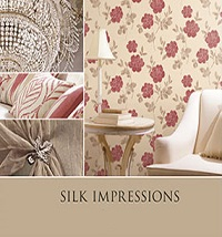 Wallpapers by Silk Impressions Collection