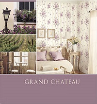 Wallpapers by The Grand Chateau Collection