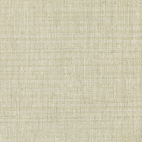 Alfie Taupe Subtle Linen Wallpaper