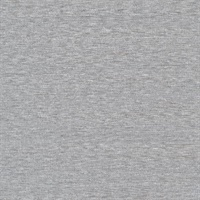 Chet Grey Silk Linen Wallcovering