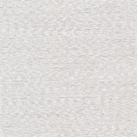 Chet Light Grey Silk Linen Wallcovering