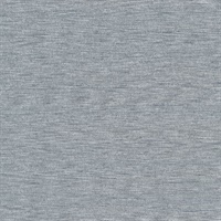 Chet Slate Blue Silk Linen Wallcovering