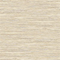 Cream Commercial Weave Wallcovering
