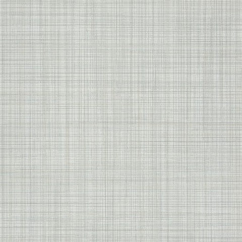 Cross Point Whitewash Crosshatch Spun Linen