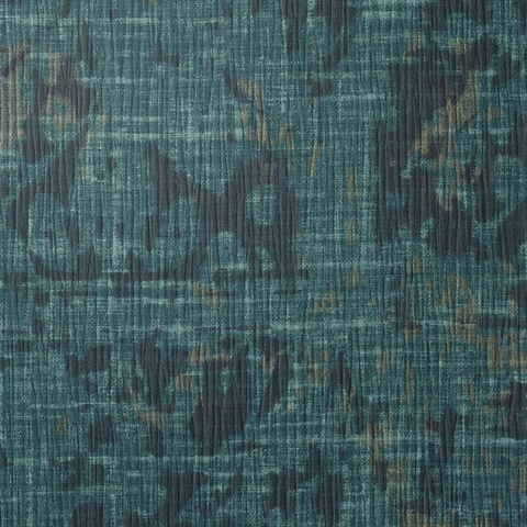 Demi-Tone Damask Blue Beat Stria