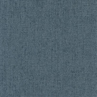 Ella Aqua Faux Fabric Wallcovering
