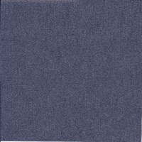 Ella Navy Blue Faux Fabric Wallcovering