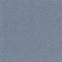 Getz Blue Basket Linen Wallcovering