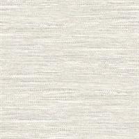 Grey & Silver Commercial Weave Wallcovering