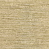 Jerrie Mustard Grass Slub Wallpaper