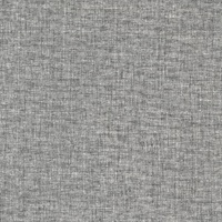 Louis Platinum Weathered Faux Linen Wallcovering