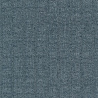 Ornette Blue Vertical Stripe Linen Wallcovering