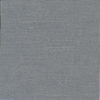 Parker Blue Faux Linen Wallcovering
