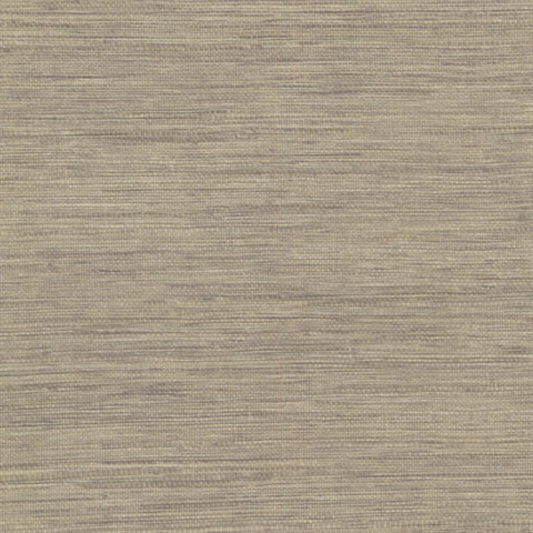 Tapis Taupe Faux Grcloth
