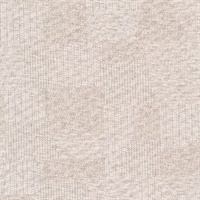 Thelonious Light Beige Checked Large Plaid Linen Wallcovering