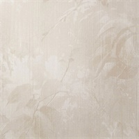 Tropical Tune Botanical Beige Floral